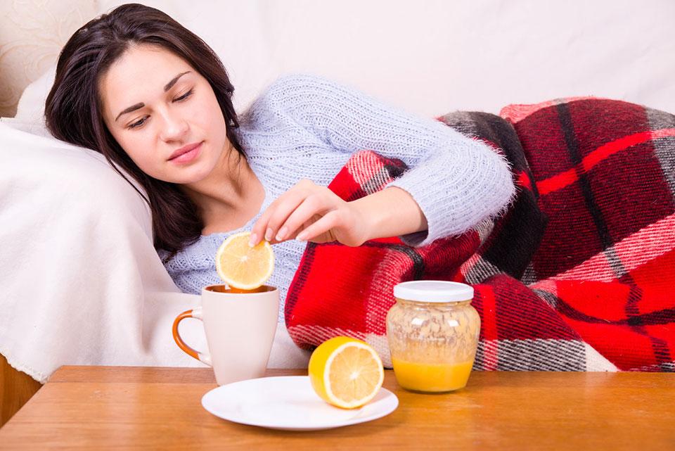 influenza rimedi