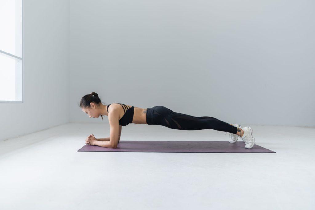 Push Up esercizi da fare la mattina