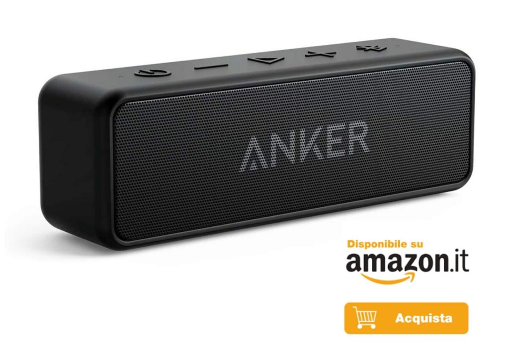 altoparlanti bluetooth Anker