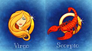 vergine e scorpione, affinità di coppia