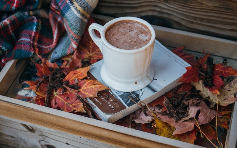 cioccolata invece del caffè